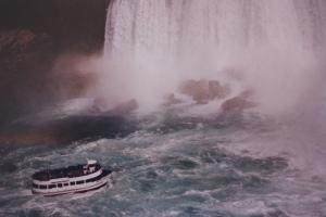 Horseshoe Falls at Niagara