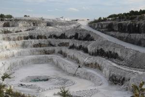 Quarry; Open-pit mine